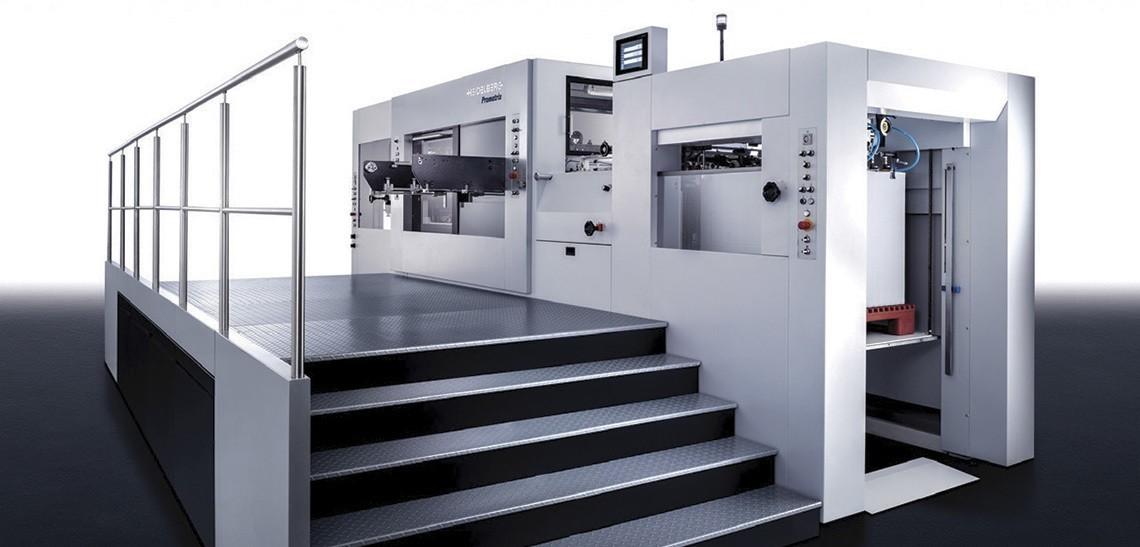 Die Cutting Machine Promatrix 106 CS